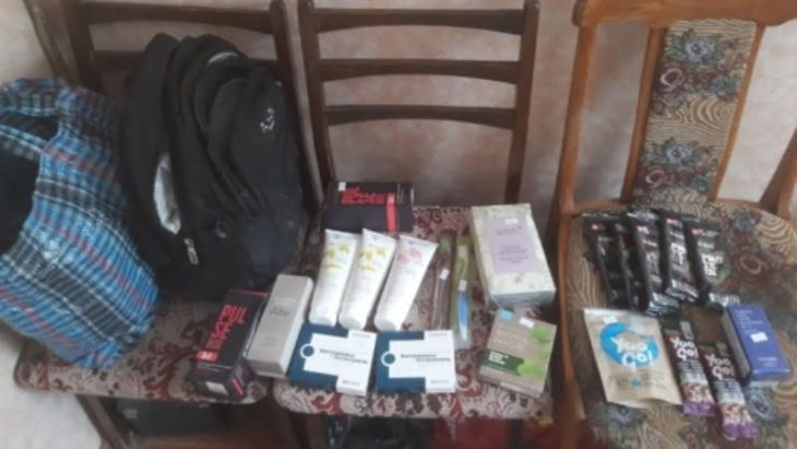 Un tânăr a furat o farmacie din Cahul // FOTO