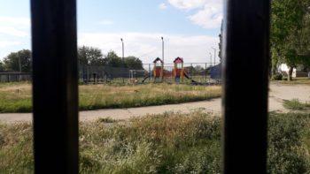 Terenul de joacă fără copii sau de ce și-a închis porțile noi Liceul M. Eminescu din Cahul