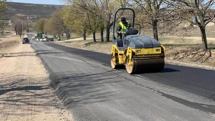 """Guvernul a dat startul licitațiilor pentru """"Drumuri Bune"""". Din 1 iulie ar putea începe lucrările și la Cahul"""