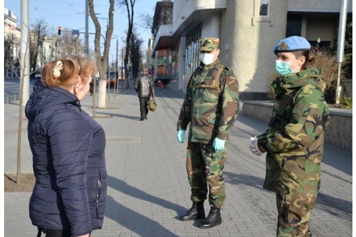 Armata Națională se va implica din nou în lupta cu COVID-19