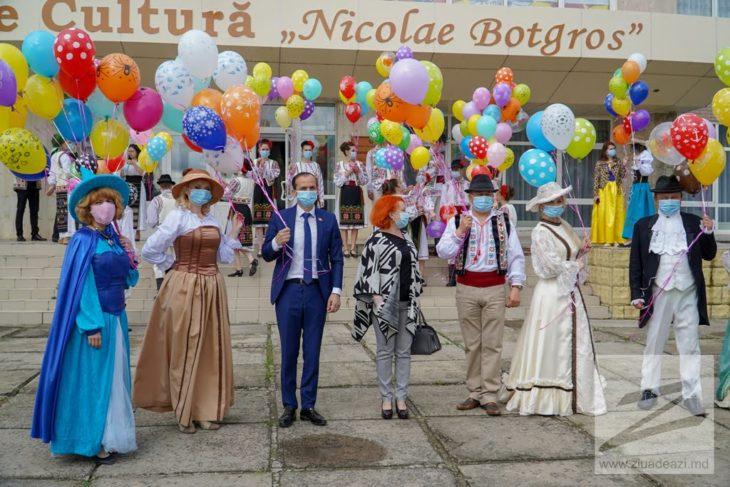 Cum au fost felicitați copii de 1 iunie la Cahul // foto
