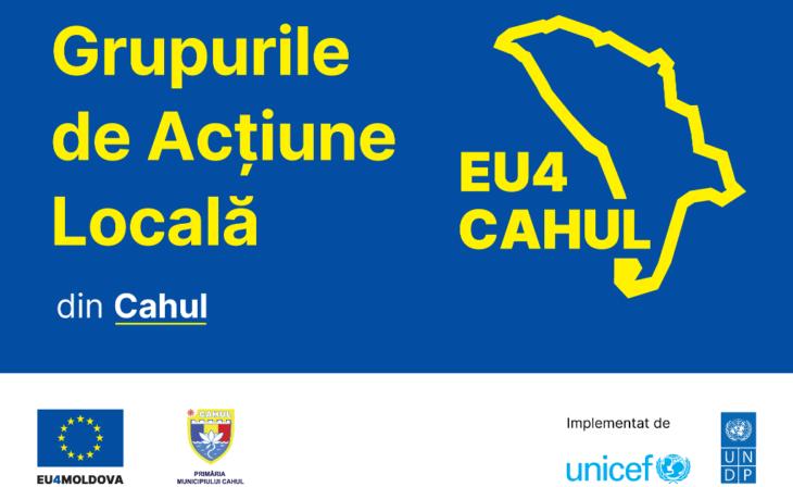 Start programe de Granturi în cadrul EU4Cahul! GAL-urile pot accesa până la 50 mii euro