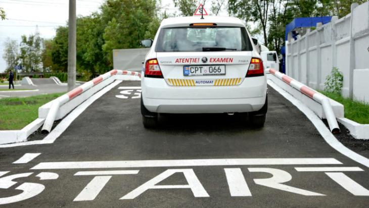 Începând cu 4 iunie la Cahul va reîncepe examinarea viitorilor conducători auto