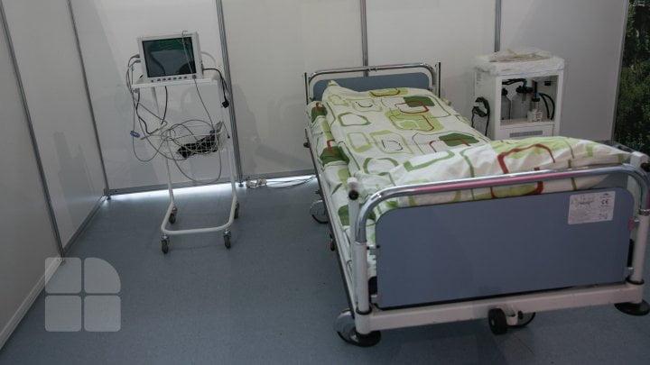 La Spitalul din Cahul mai sunt locuri pentru o zi
