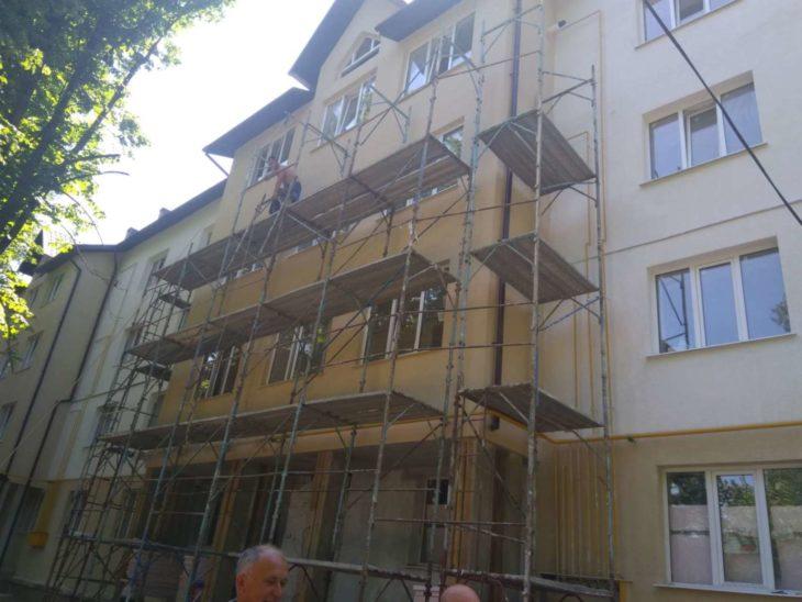 Derularea proiectului de construcție a locuințelor pentru păturile socialmente vulnerabile din raionul Cahul