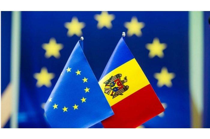 R. Moldova a primit 20 mln de euro din tranşa a doua de finanţare din partea UE