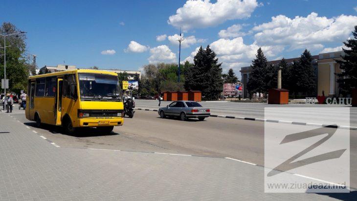 Pe 10 iulie, la Cahul, se reia transportul public urban