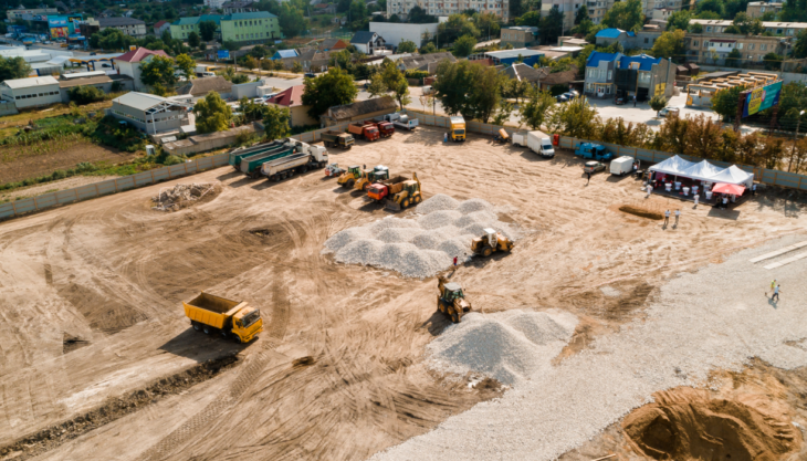 Kaufland anunță lansarea oficială a lucrărilor de construcție a magazinului în orașul Comrat