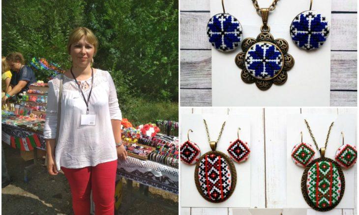 Revenită acasă din Spania, Oxana Poromboceanu din Cahul și-a redescoperit dragostea pentru lucrul manual. Află-i povestea