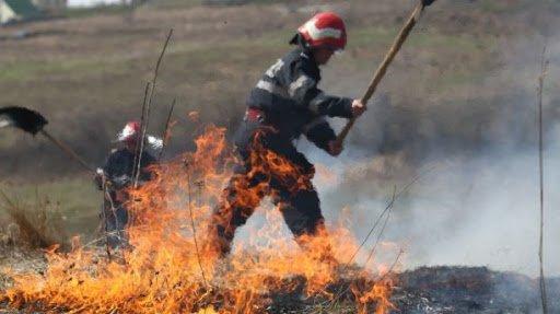 IGSU atenționează despre riscul de producere a incendiilor în perioada secerișului