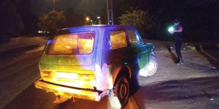 Cahul: A accidentat doi adolescenți, un automobil și a fugit de la fața locului. Șoferul în stare de ebrietate, reținut de polițiști