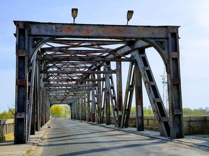 Podul peste r. Prut, dintre Giurgiulești și Galați ar putea fi modernizat