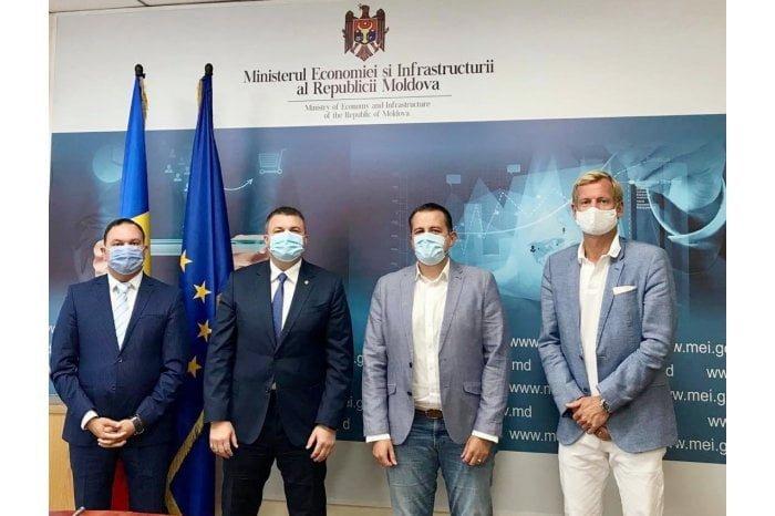 Două companii germane vor deschide unități de producere în Republica Moldova