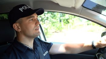 Dumitru Cojocaru:  Mi-am dorit foarte tare să ajung polițist