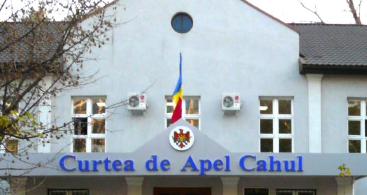 Un magistrat de la Curtea de Apel Cahul va fi promovat în funcție administrativă