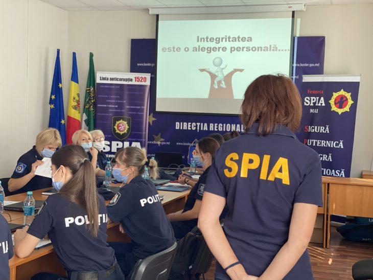 """Proiectul """"Femeia SPIA"""" a ajuns și la Cahul /VIDEO/FOTO"""