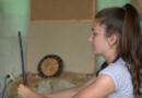 Zece tineri din Cahul, instruiţi de cei mai buni meşteri populari din sudul ţării/VIDEO