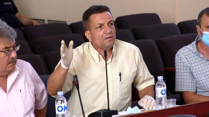 Vasile Grigoriță: S-a început anul de învățământ cu pomană. Bine că instituțiile au primit dezinfectant de la USAID si UNICEF //VIDEO
