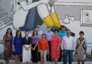 O pictură murală a fost inaugurată la Cahul