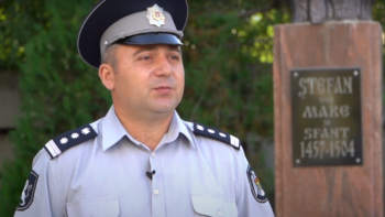Andrei Moldovanu: Acum poliția este mai deschisă, mai aproape de cetățeni /VIDEO
