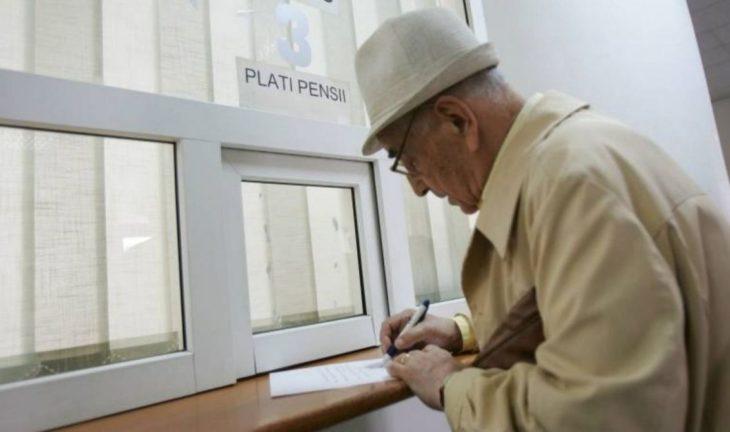 Pensionarii vor primi suportul financiar unic de 900 de lei în luna octombrie
