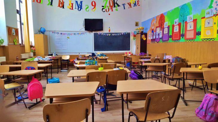 O școală din raionul Cahul a intrat în carantină. 3 profesori au fost confirmați pozitiv la COVID-19