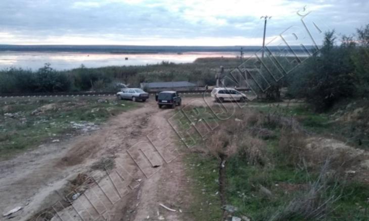 Focuri de armă pentru reținerea a două persoane, aflate ilegal în zona de frontieră Cahul