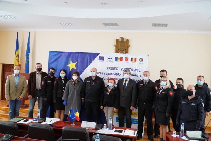 Carabinierii și jandarmii români vor implementa în comun un proiect transfrontalier// VIDEO