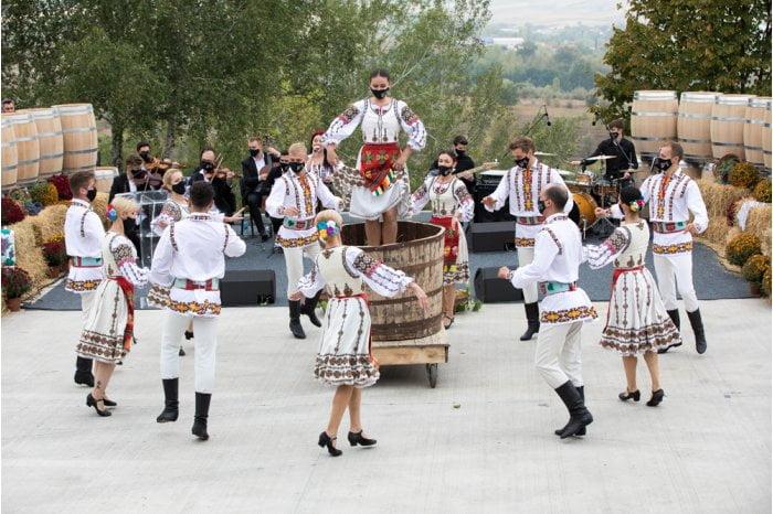 În Republica Moldova este sărbătorită Ziua Naţională a Vinului