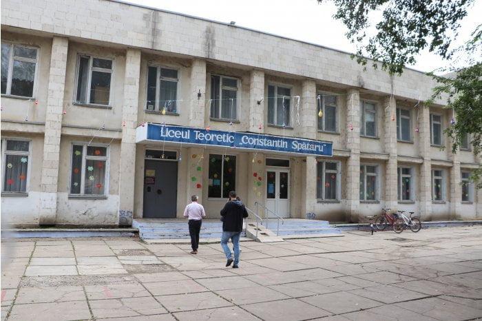 Un liceu din oraşul Leova este reparat cu susţinerea UE
