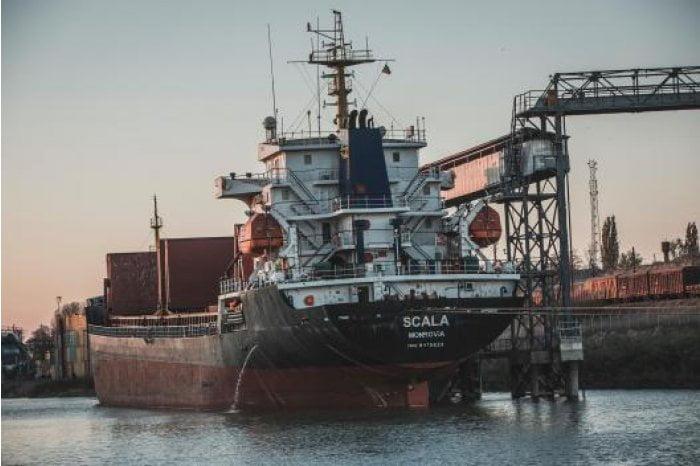 """În Portul Internațional """"Giurgiulești"""" s-au făcut investiții de 74,2 mln de dolari"""
