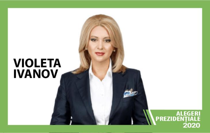 Octavian Țicu și Violeta Ivanov – au intrat în politică din partea unor partide, candidează la alegerile prezidențiale de la alte partide