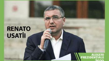 Doi candidați cu experiență de primar: Renato Usatâi și Tudor Deliu