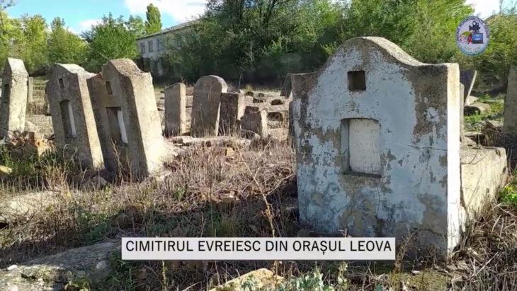VIDEO: Strigăt de disperare. Cimitirul evreiesc din Leova, într-o stare deplorabilă. Ce fac autoritățile