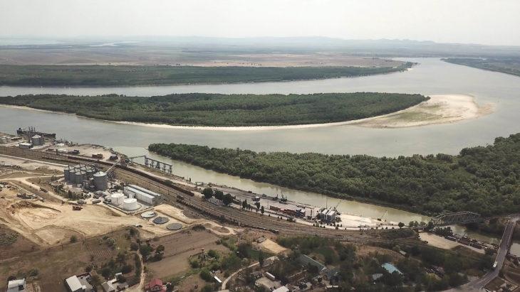 Portul Internațional Liber Giurgiulești – sub controlul BERD