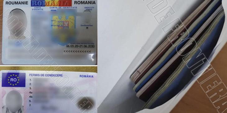 Acte falsificate și străine, camuflate în colete în punctul de trecere a frontierei Giurgiulești-Galați