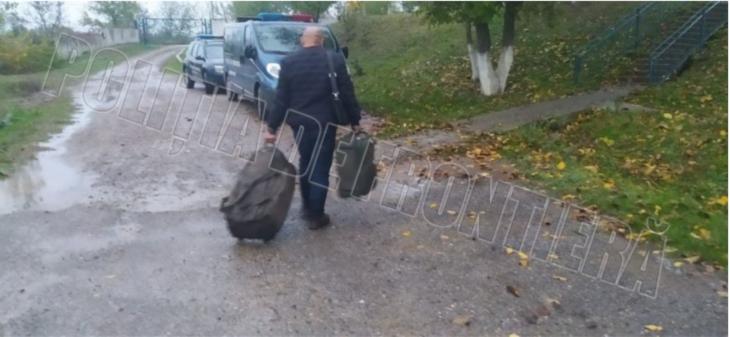 Vulcănești:Trecerea ilegală a frontierei de stat, i-a adus o cauză penală unui ucrainean