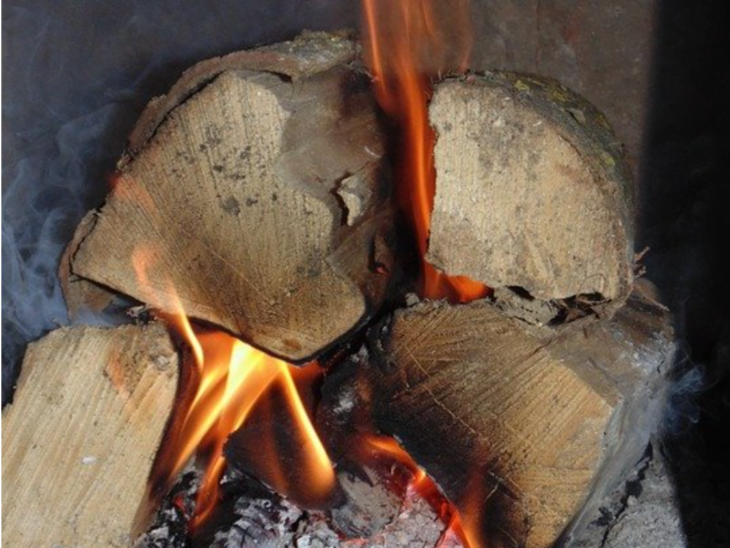O femeie în vârstă de 84 de ani din raionul Cahul a ajuns la spital în urma unui incendiu