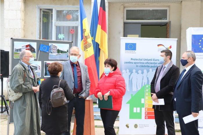În Regiunea de Sud au fost lansate proiectele de dezvoltare finanţate de UE