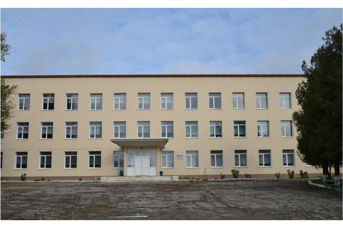Gimnaziul din Borceag, raionul Cahul, a fost reabilitat termic