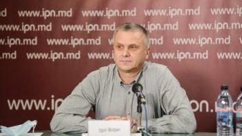 Igor Boțan: În al doilea tur se alege între Uniunea Europeană și cea Euroasiatică