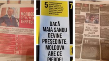 STOPFALS.md: 10 minciuni despre Maia Sandu, plătite din fondul electoral al lui Igor Dodon. Ce spun PAS și staff-ul candidatului susținut de PSRM