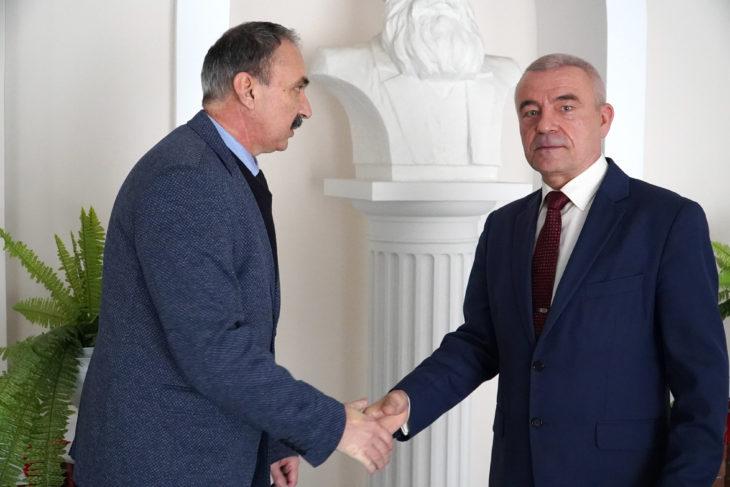 """Sergiu Cornea a fost investit în funcția de rector a Universității de Stat """"B.P. Hasdeu"""" din Cahul // VIDEO"""
