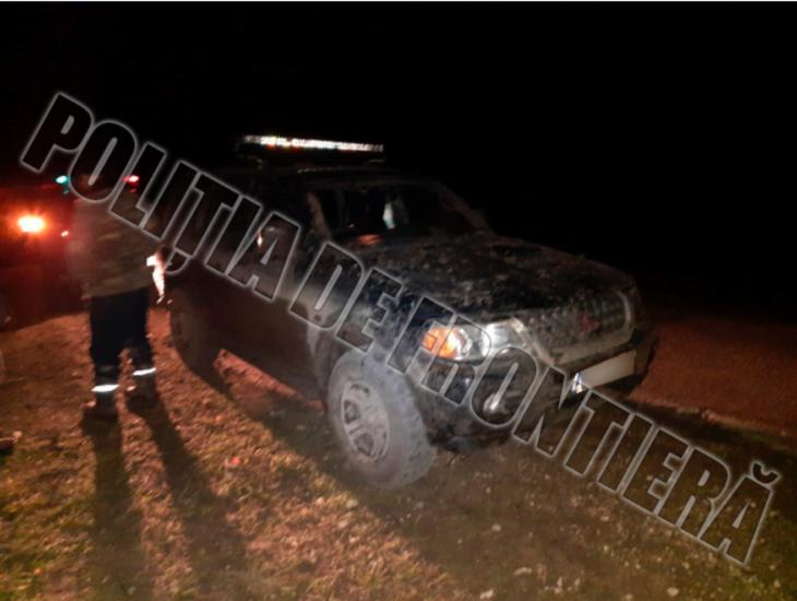 Trei suspecți de braconaj, depistați în trafic de către echipele mobile ale DR Sud