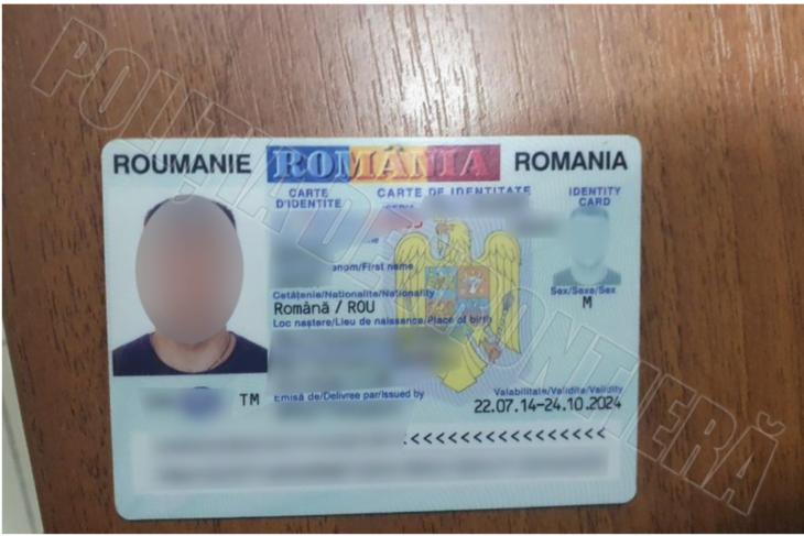 Un conațional a achitat 700 de euro pentru o carte de identitate românească
