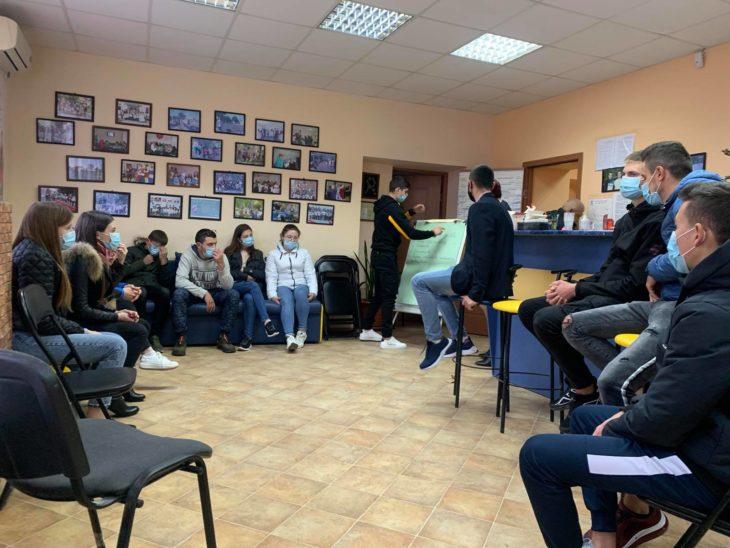 Grupul de inițiativă civică a tinerilor din mun. Cahul promovează bugetarea participativă