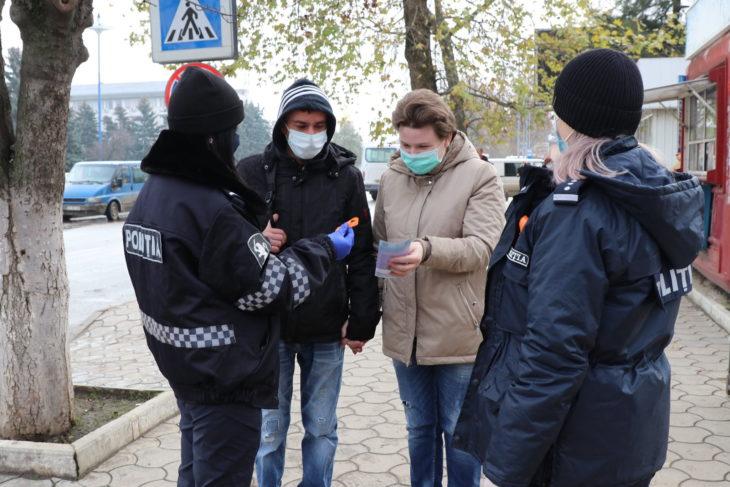 Dezvoltarea mecanismului de interacțiune cu societatea civilă în prioritatea Poliției