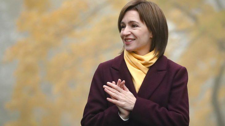 Maia Sandu va avea astăzi consultări cu fracțiunile şi grupurile parlamentare