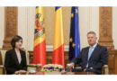 Președintele României Klaus Iohannis a ajuns la Chișinău