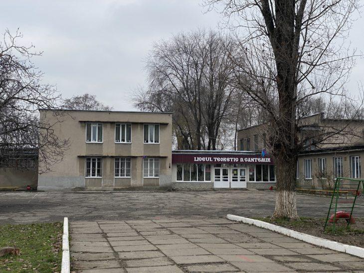 """Japonia va oferi grant în sumă de 90909 dolari pentru Liceul Teoretic """"Dimitrie Cantemir"""" din Cahul"""